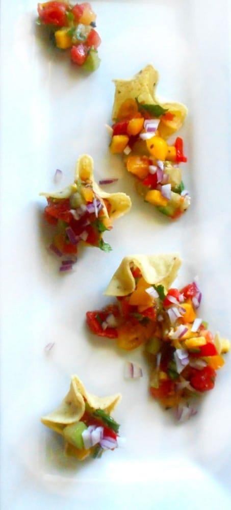 5 Tomato Salsa