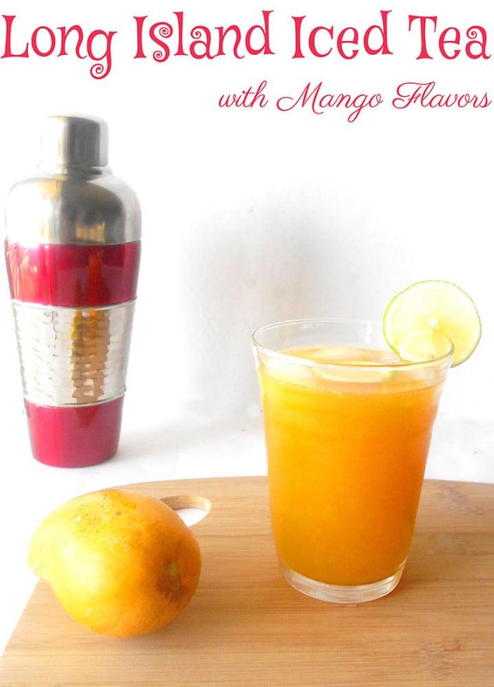 Long island iced tea mango flavored healing tomato for Iced tea cocktail recipes